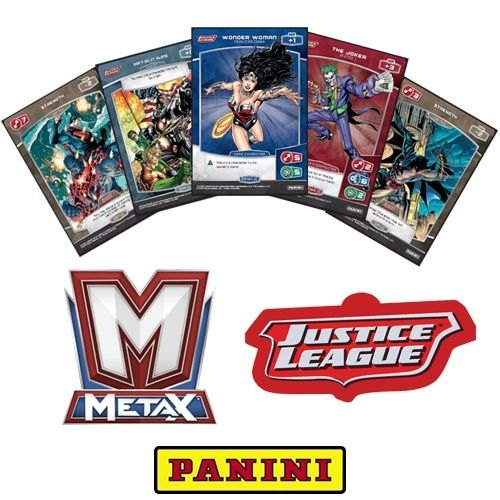 Meta X: Justice League Booster Case [12 boxes]