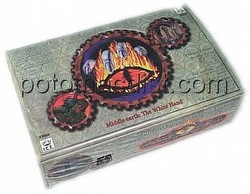 Middle Earth Collectible Card Game [CCG]: White Hand Booster Box