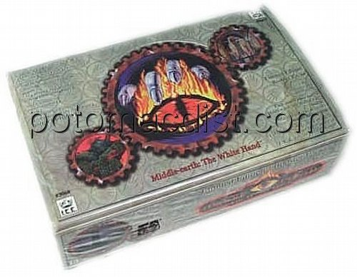 Middle Earth Collectible Card Game [CCG]: White Hand Booster Box Case [10 boxes]