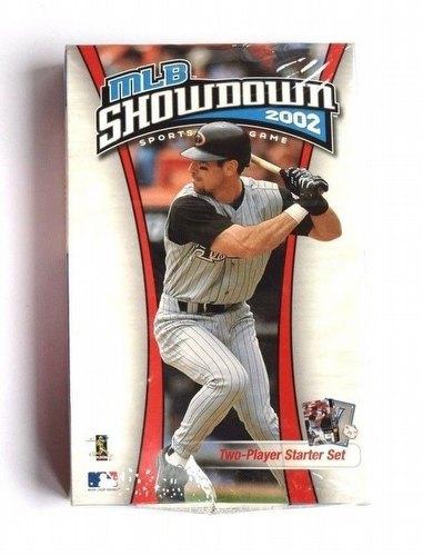 MLB Showdown Sport Card Game: 2002 2-Player Starter Deck