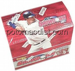 MLB Showdown Sport Card Game: 2001 [01] Pennant Run Booster Box