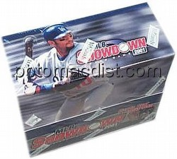 MLB Showdown Sport Card Game: 2001 [01] Booster Box [Unlimited]