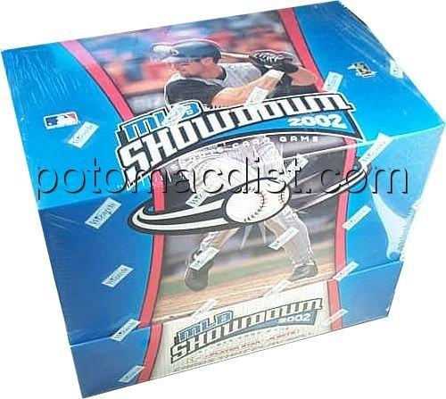 MLB Showdown Sport Card Game: 2002 [02] 2-Player Starter Deck Box