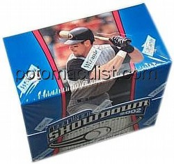 MLB Showdown Sport Card Game: 2002 [02] Booster Box