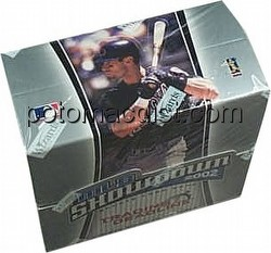 MLB Showdown Sport Card Game: 2002 [02] Trading Deadline Booster Box