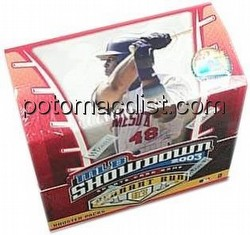 MLB Showdown Sport Card Game: 2003 [03] Pennant Run Booster Box