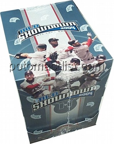 MLB Showdown Sport Card Game: 2004 [04] 2-Player Starter Deck Box