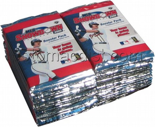 MLB Showdown Sport Card Game: 2000 [00] Booster [1st Edition/36 loose packs]