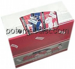 MLB Showdown Sport Card Game: 2000 [00] Booster Box [1st Edition]