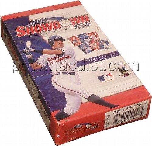 MLB Showdown Sport Card Game: 2000 [00] 2-Player Starter Deck