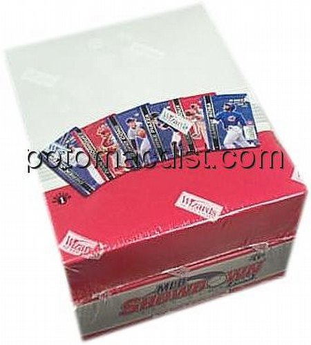 MLB Showdown Sport Card Game: 2000 [00] Draft Pack Box