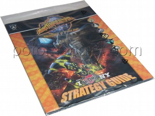 Monsterpocalypse Collectible Miniatures Game [CMG]: I Chomp NY Strategy Guide