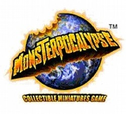 Monsterpocalypse [CMG]: Monsterpocalyse Now Unit Booster Case [12 boosters]