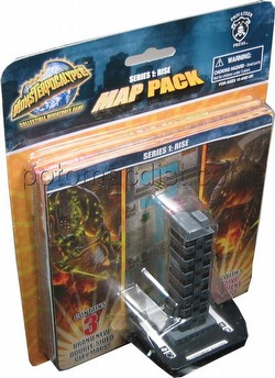 Monsterpocalypse Collectible Miniatures Game [CMG]: Rise Map Pack