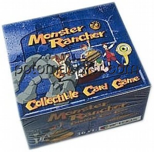 Monster Rancher Booster Box [1st Edition]