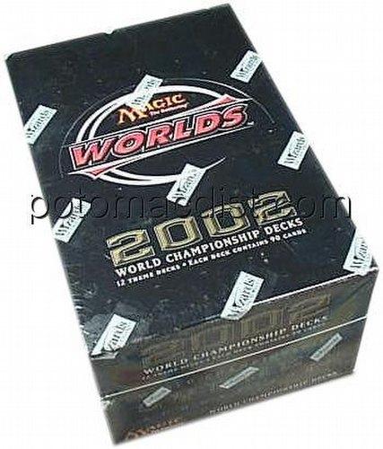 Magic the Gathering TCG: World Championship 2002 [02] Decks Box