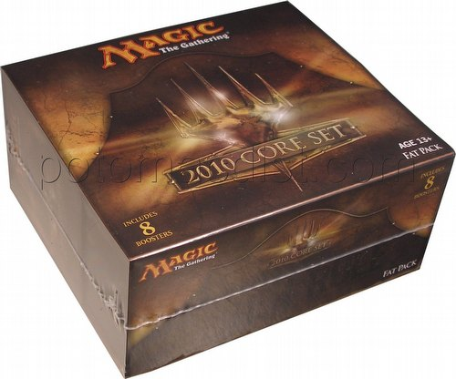 Magic the Gathering TCG: 2010 Fat Pack