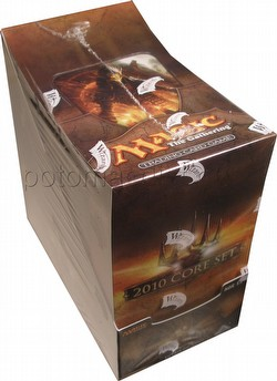 Magic the Gathering TCG: 2010 Intro Pack Box