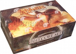 Magic the Gathering TCG: 2011 Booster Box