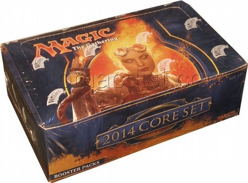 Magic the Gathering TCG: 2014 Core Set Booster Box