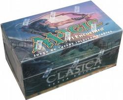 Magic the Gathering TCG: 6th Edition Tournament Pack Starter Deck Box [Spanish]