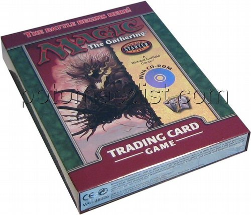 Magic the Gathering TCG: 7th Edition 2-Player Starter Deck