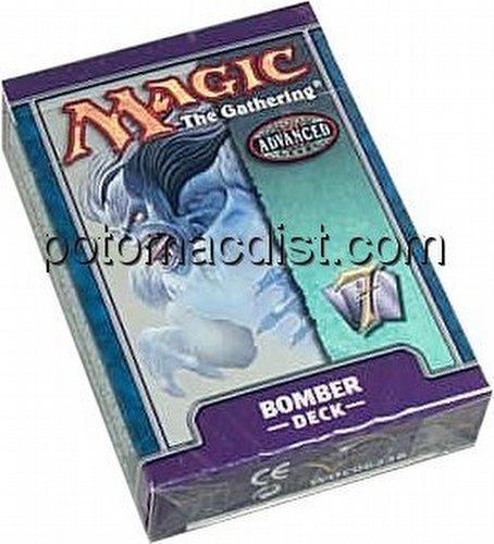 Magic the Gathering TCG: 7th Edition Bomber Starter Deck