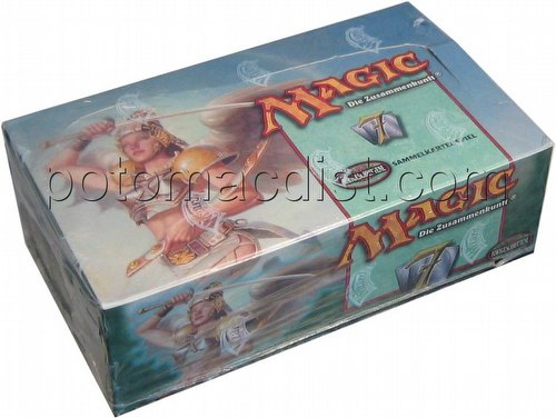 Magic the Gathering TCG: 7th Edition Booster Box [German]