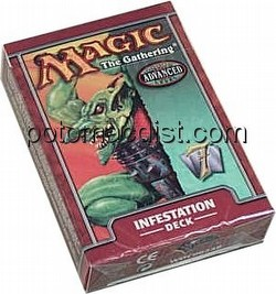 Magic the Gathering TCG: 7th Edition Infestation Starter Deck