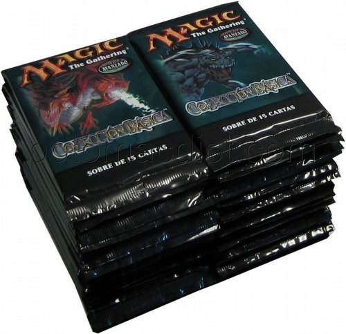 Magic the Gathering TCG: 8th Edition Boosters [Spanish/36 Loose Packs]