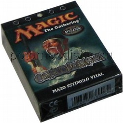 Magic the Gathering TCG: 8th Edition Life Boost (Estimulo Vital) Starter Deck [Spanish]