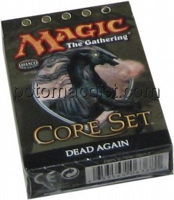 Magic the Gathering TCG: 9th Edition Dead Again Theme Starter Deck