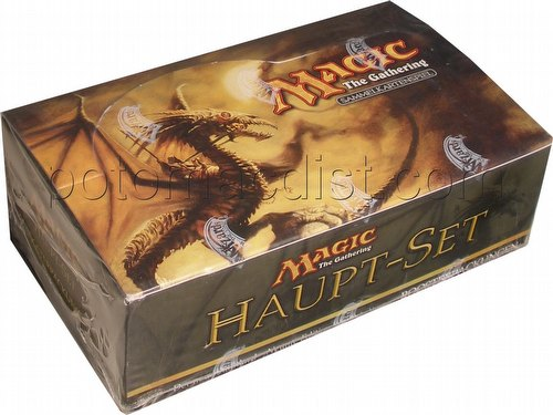 Magic the Gathering TCG: 9th Edition Booster Box [German]