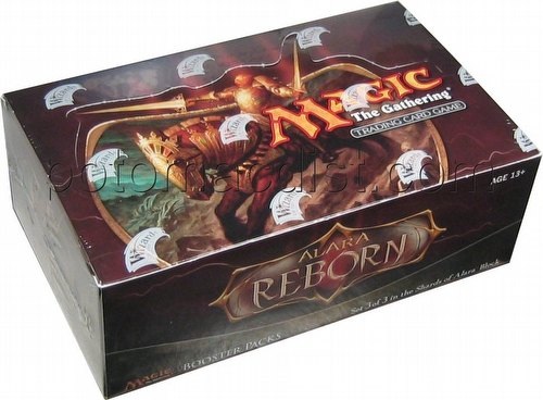 Magic the Gathering TCG: Alara Reborn Booster Box