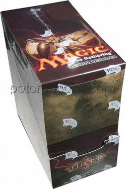 Magic the Gathering TCG: Alara Reborn Intro Pack Box