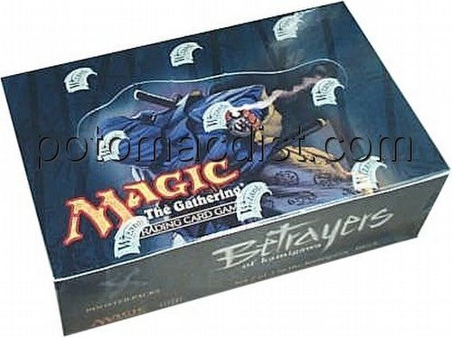 Magic the Gathering TCG: Betrayers of Kamigawa Booster Box