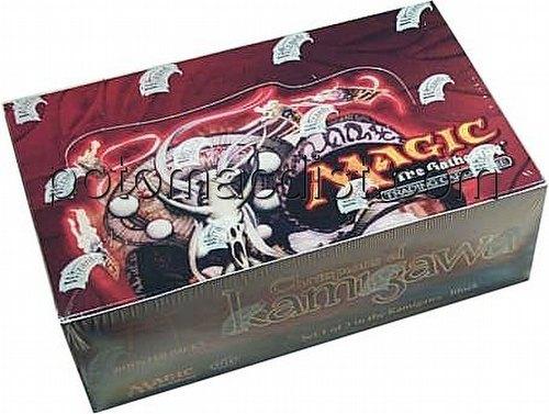 Magic the Gathering TCG: Champions of Kamigawa Booster Box