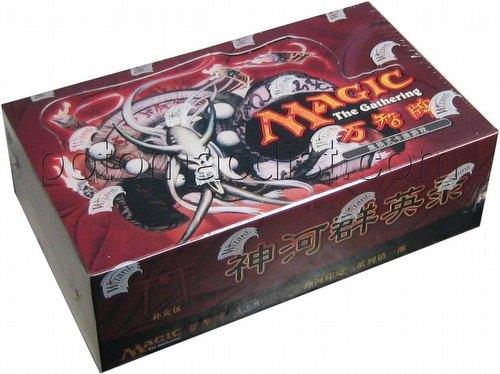 Magic the Gathering TCG: Champions of Kamigawa Booster Box [Simplified Chinese]