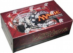 Magic the Gathering TCG: Champions of Kamigawa Booster Box [Spanish]