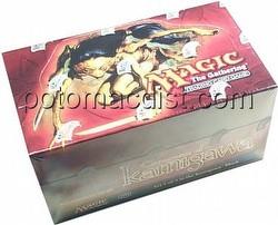 Magic the Gathering TCG: Champions of Kamigawa Theme Starter Deck Box