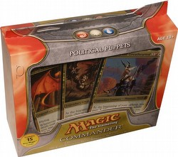 Magic the Gathering TCG: Commander Political Puppets Deck