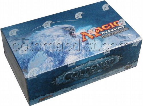 Magic the Gathering TCG: Coldnsap Booster Box