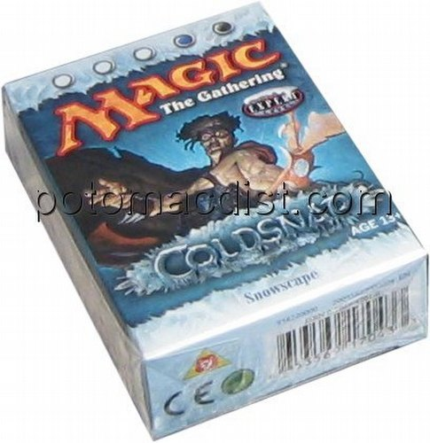 Magic the Gathering TCG: Coldsnap Snowscape Starter Deck