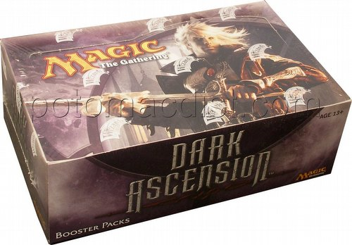 Magic the Gathering TCG: Dark Ascension Booster Box