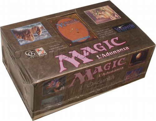 Magic the Gathering TCG: Dark Booster Box [Italian]
