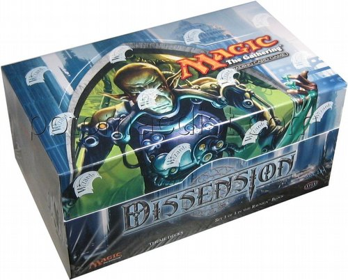 Magic the Gathering TCG: Dissension Theme Starter Deck Box