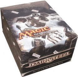 Magic the Gathering TCG: Darksteel Deck Box Display Box