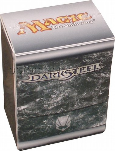 Magic the Gathering TCG: Darksteel Deck Box