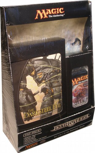 Magic the Gathering TCG: Darksteel Fat Pack