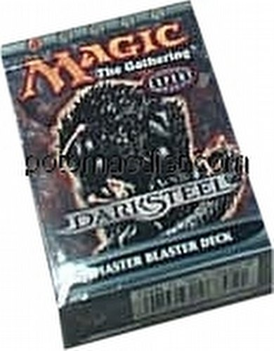 Magic the Gathering TCG: Darksteel Master Blaster Starter Deck